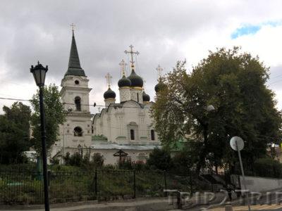 Храм Владимира Равноапостольного, что в Старых Садех, Ивановская Горка, Москва
