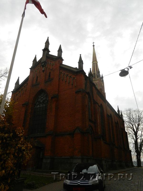 Англиканская церковь Святого Искупителя, Рига