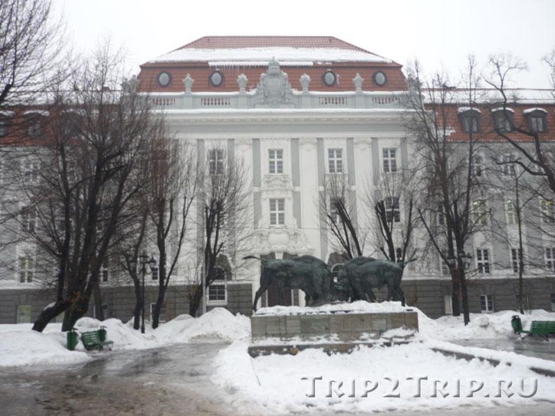 Дворец Правосудия, проспект Мира, Калининград