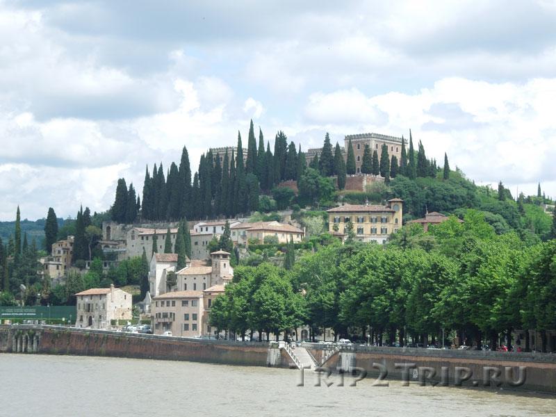 Замок Святого Петра, Верона