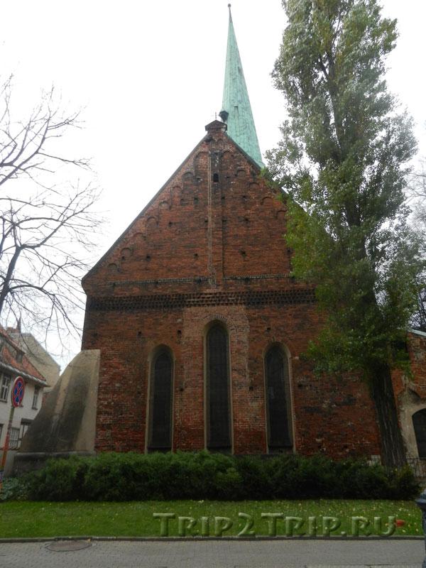 Церковь Святого Екаба, Рига