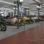 Общий вид музея ретроавтомобилей, Мюлуз