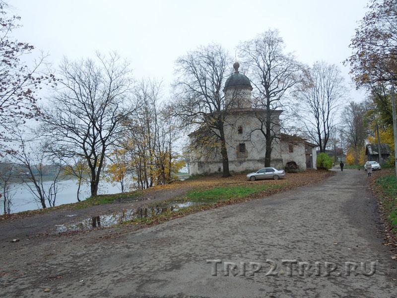 Церковь Климента, Завеличье, Псков