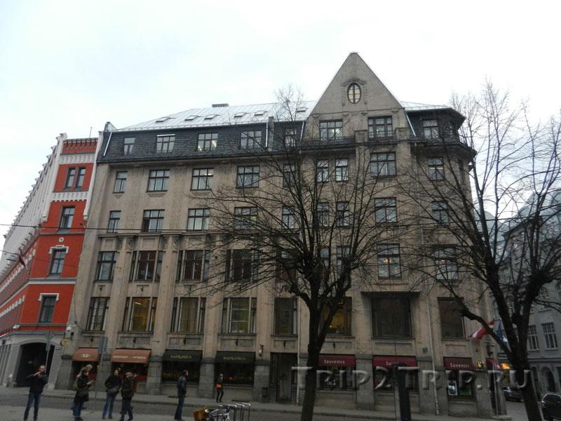 Министерство образования и науки, улица Валью, Рига