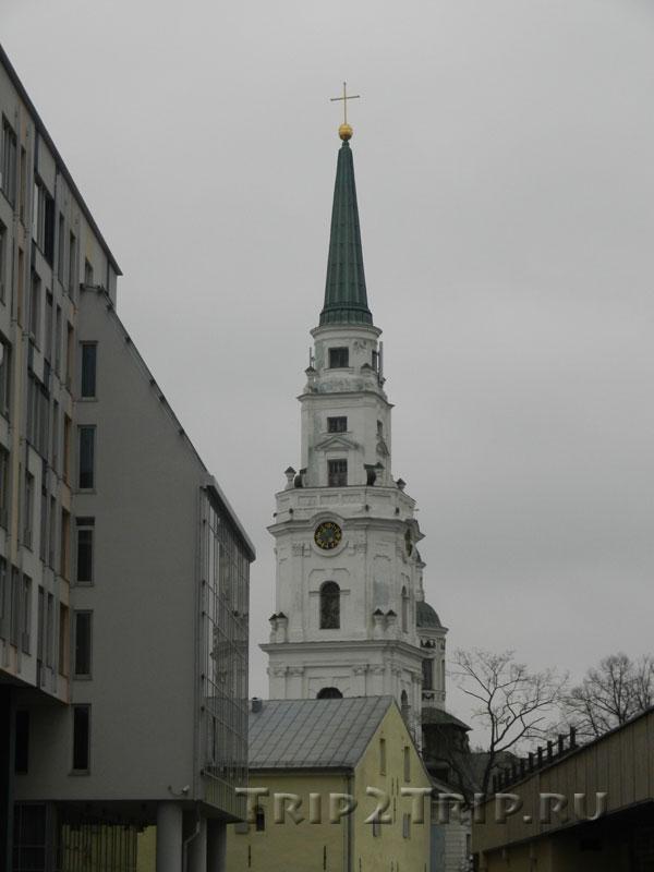 Церковь Петра и Павла, Рига