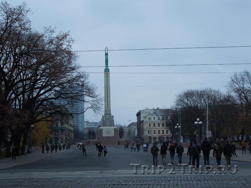Монумент Свободы, Рига