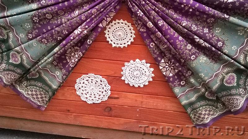 Мюлузские ткани и кружева