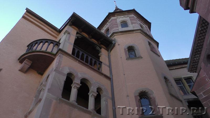 Замок Нижний Эгисхайм