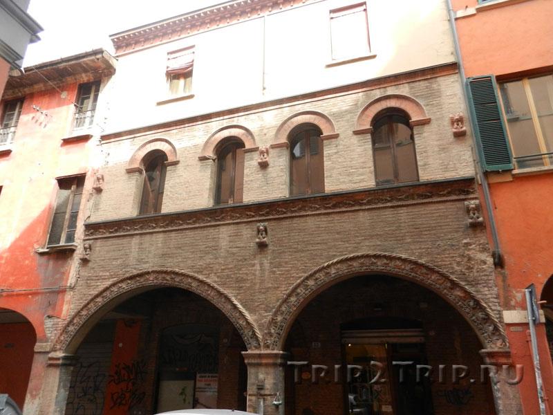 Via Galliera, Болонья