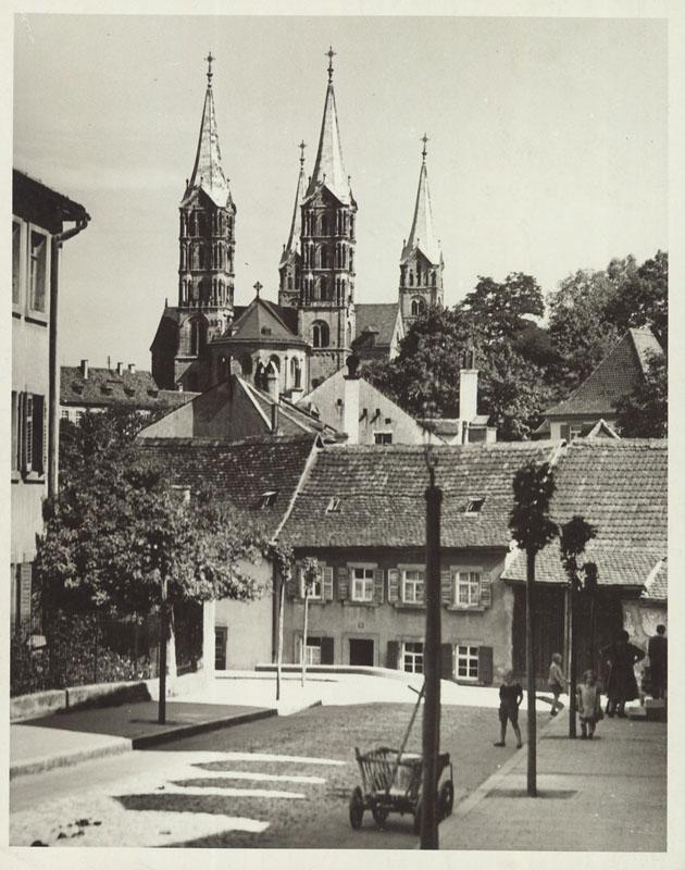 Кафедральный собор святых Петра и Георгия, Бамберг
