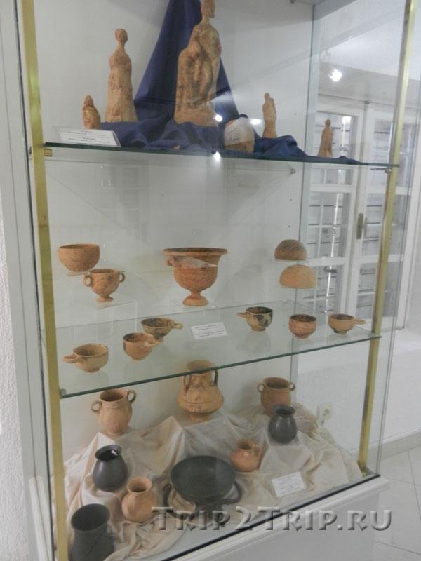 Керамические изделия, Археологический музей Будвы