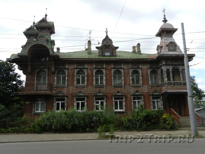 Дом купца Гордеева, Рыбинск