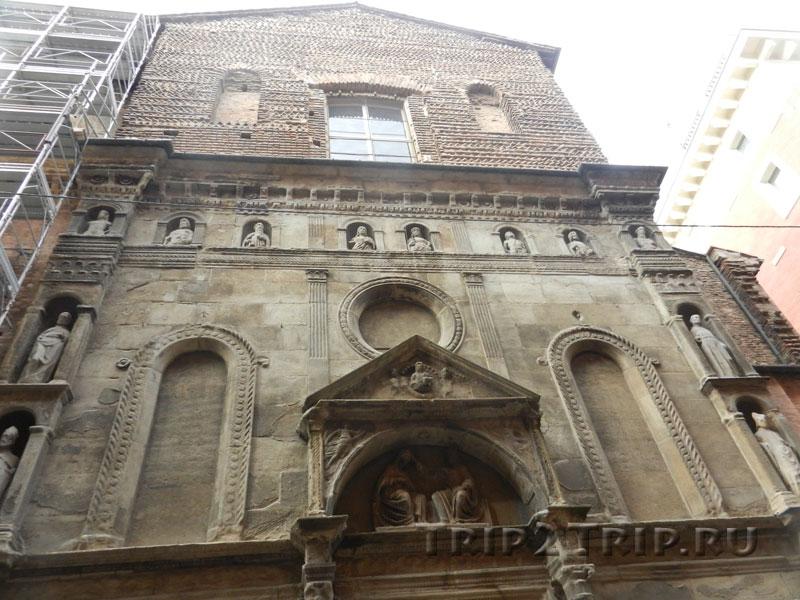 Церковь Мадонна ди Галльера, Болонья