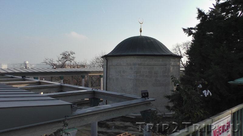 Мавзолей Гюль Бабы, Будапешт
