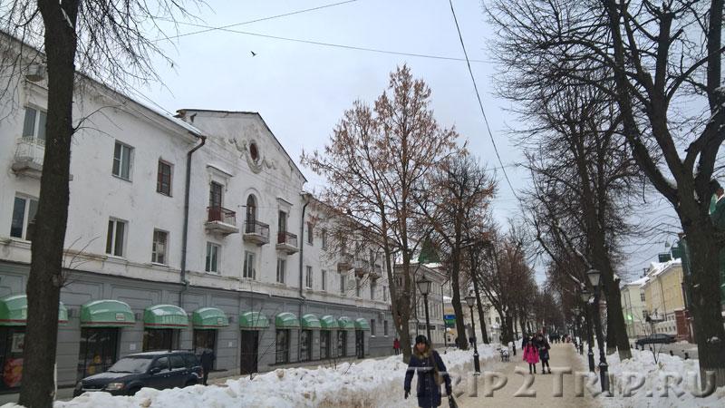 Проспект Мира, дом 1А