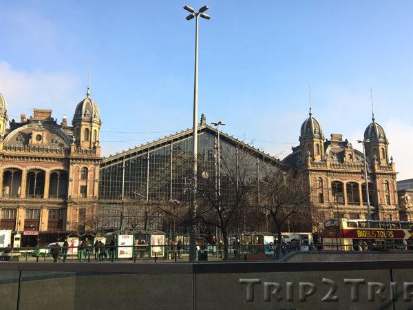 Будапешт-Ньюгати (Западный вокзал)