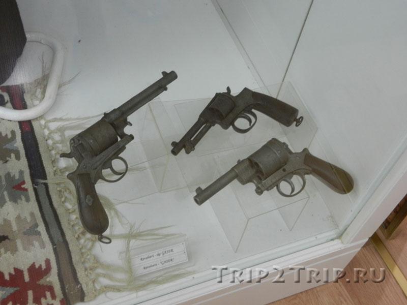 Пистолеты черногорцев начала XX века, Археологический музей Будвы