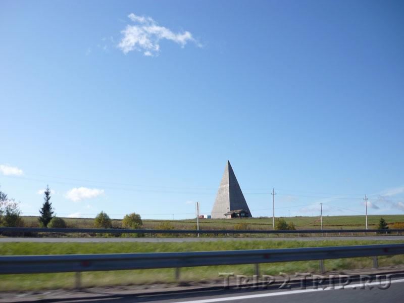 Пирамида на Новой Риге