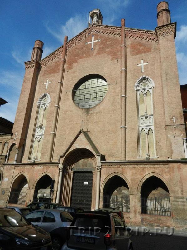 Церковь Сан-Джакомо Маджоре, Болонья