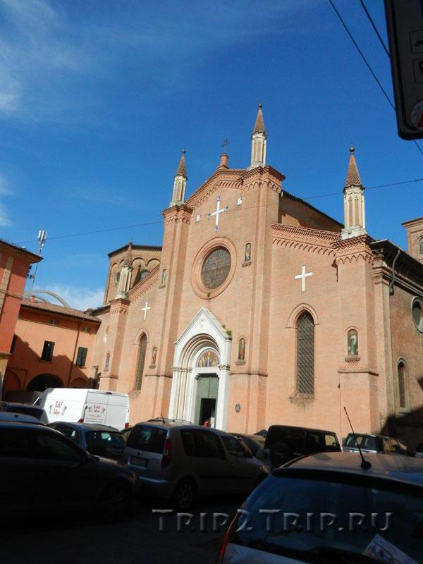 Церковь Сан-Мартино, Болонья