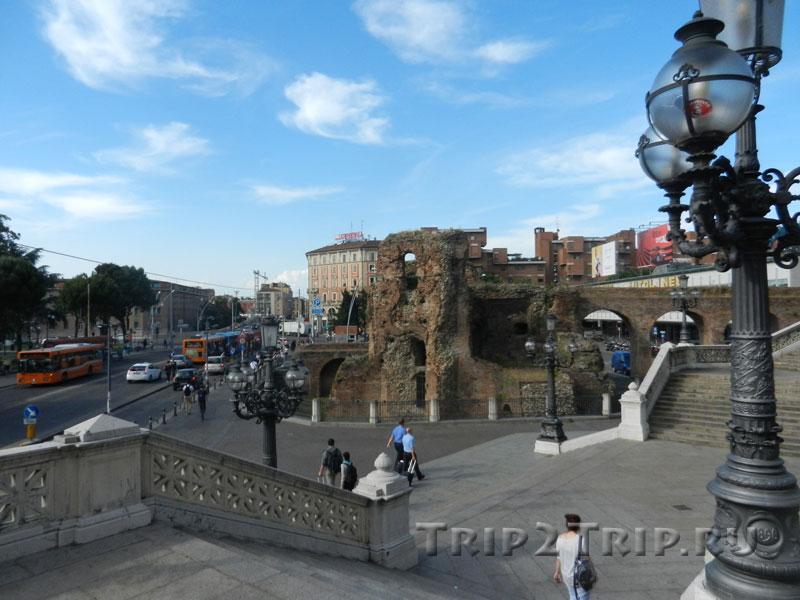 Руины замка Гальера, Болонья