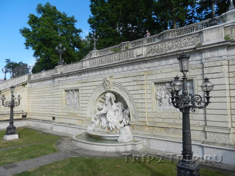 Парк Монтаньола, Болонья