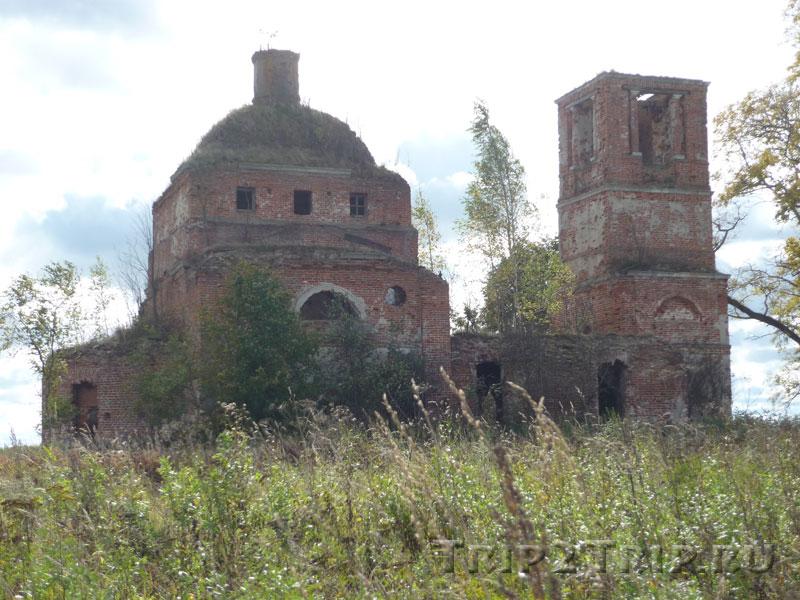 Церковь Рождества Богородицы в Шитьково
