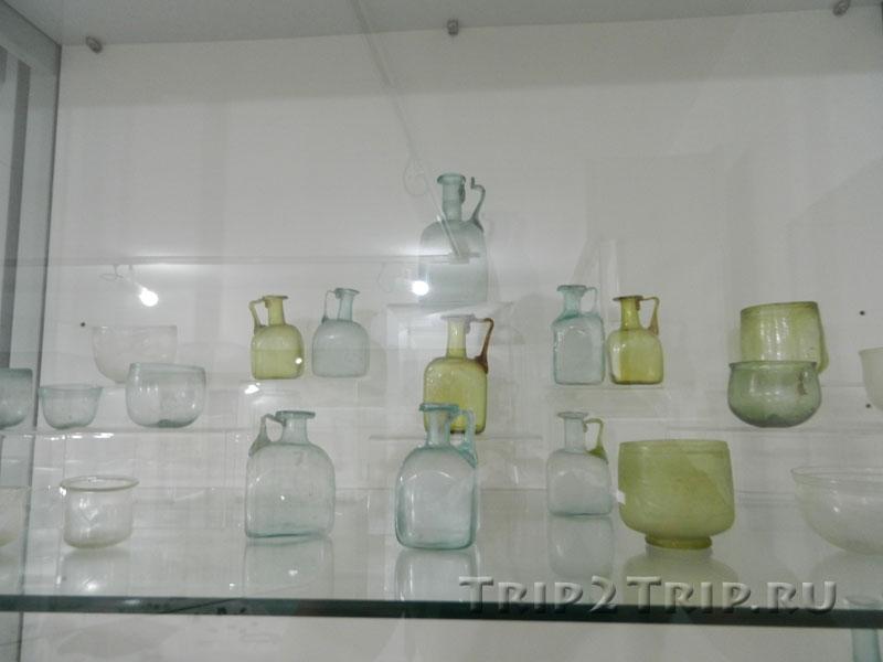 Изделия из стекла, Археологический музей Будвы