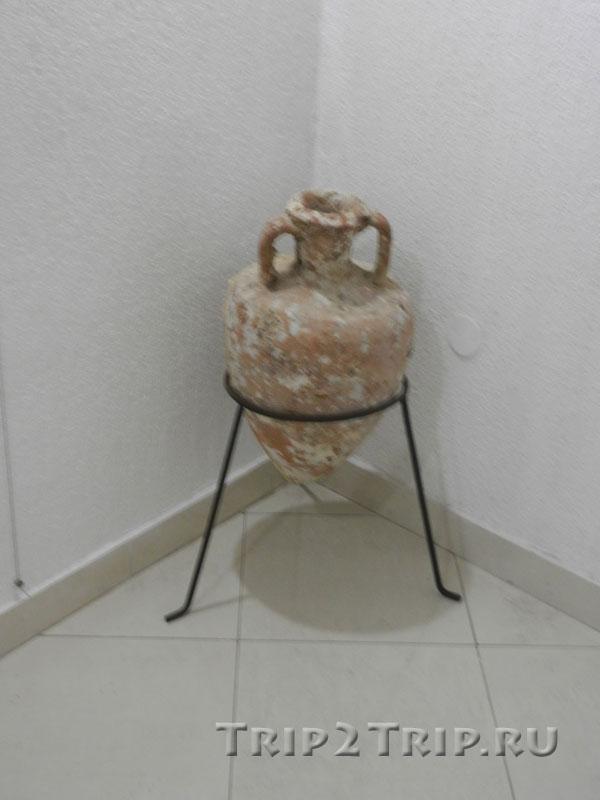 Сосуд для вина или масла, Археологический музей Будвы