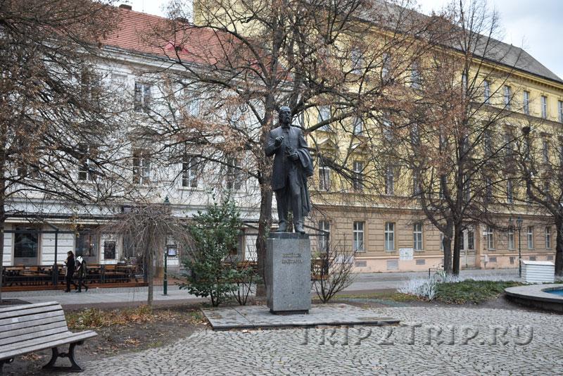 Памятник Берджиху Сметане