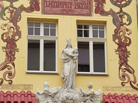Дом У Богородицы, Пльзень