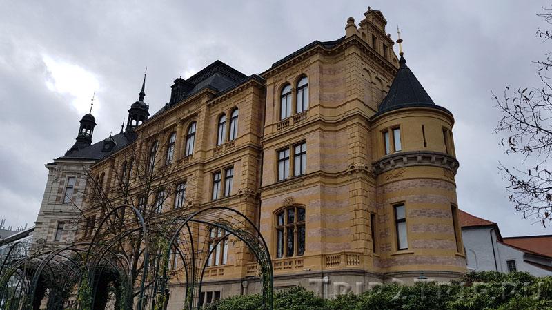 Северное крыло Западночешского музея, Пльзень