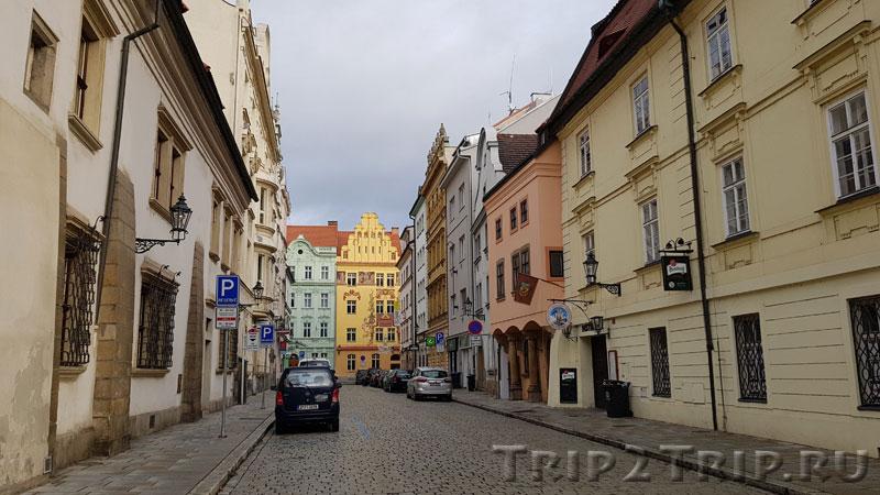 Улица Перлова, Пльзень