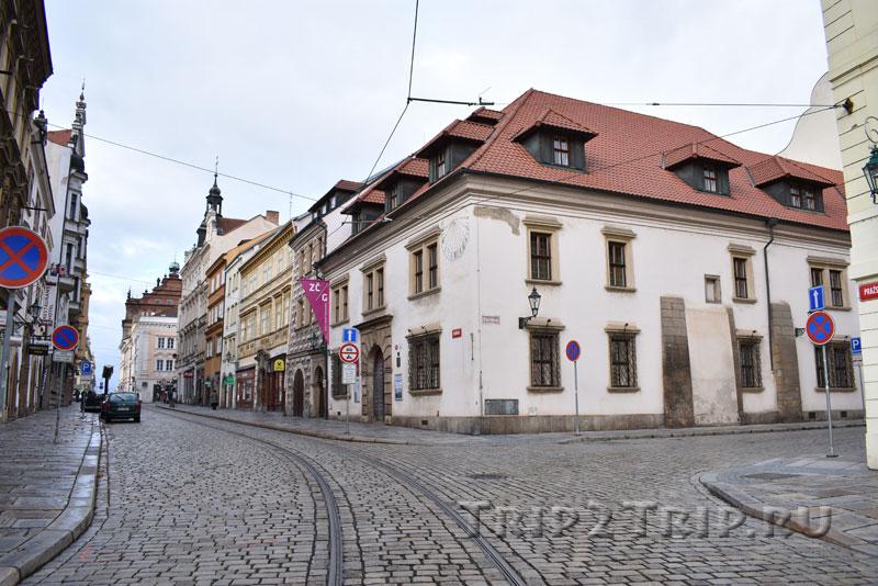Западночешская галерея, Пражская улица, Пльзень