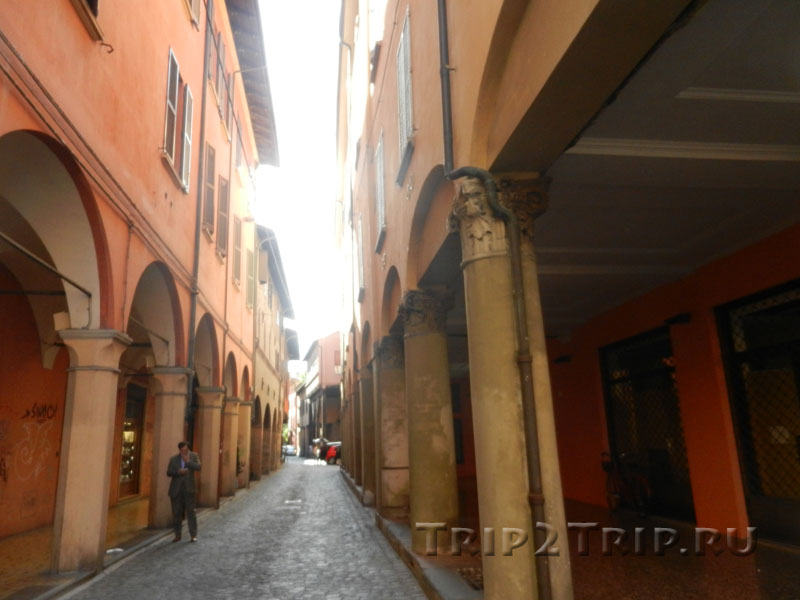 Улица Марсала, Болонья