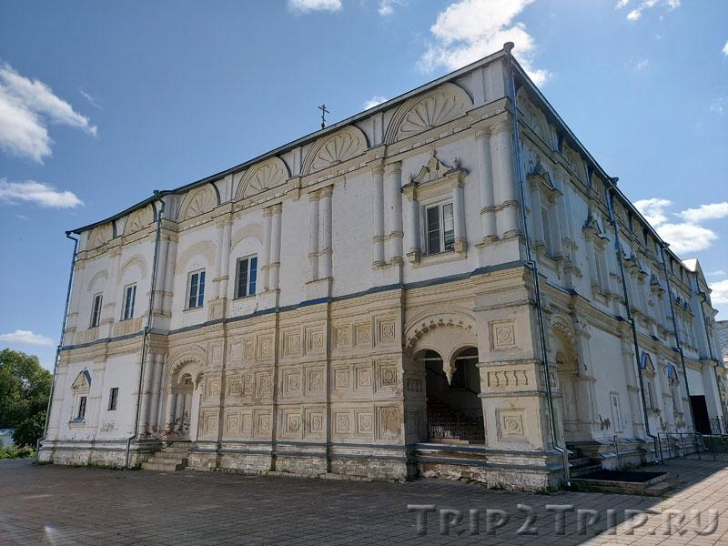 Церковь Похвалы Богородицы, Троицкий Данилов монастырь, Переславль-Залесский