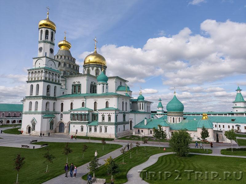 Воскресенский собор, Воскресенский Новоиерусалимский монастырь, Истра