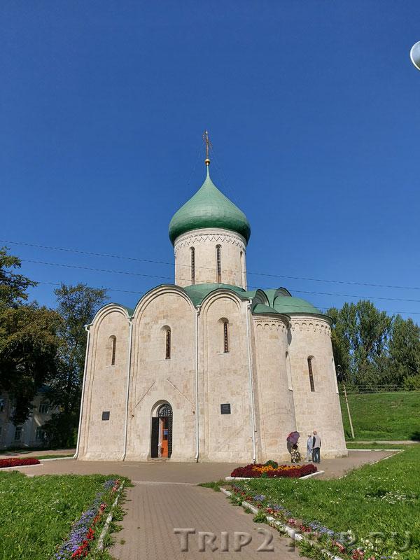 Спасо-Преображенский собор, Красная площадь, Переславль-Залесский